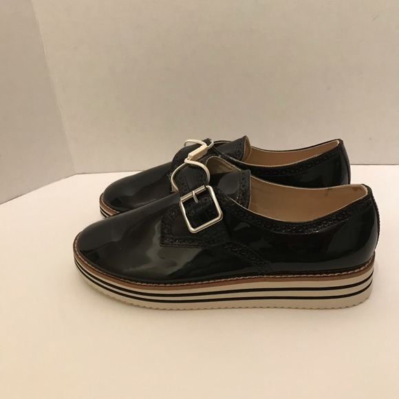 d457262498ac Zara Shoes | Big Kids Patent Faux Leather Size 6 Loafers | Poshmark